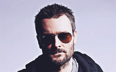 Eric Church, 2018, american singer, guys, american celebrity, man with glasses, Eric Church photoshoot