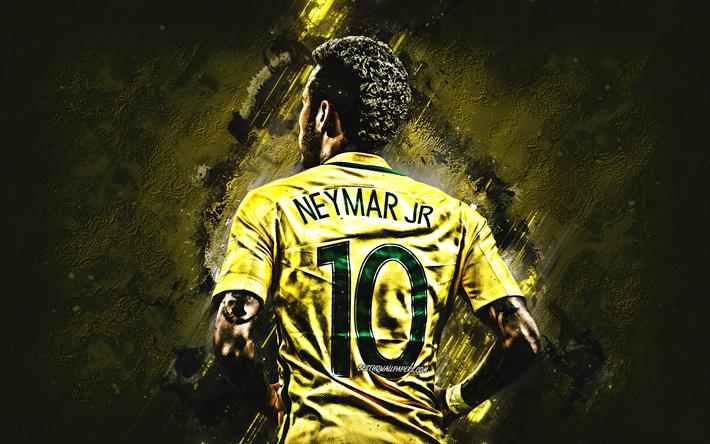 Download wallpapers Neymar Jr, Brazilian football player ...  Download wallpa...