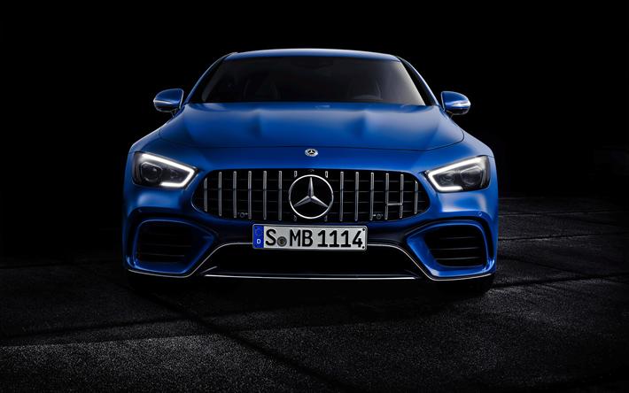 Herunterladen Hintergrundbild Mercedes Amg Gt 63 S 4matic 4
