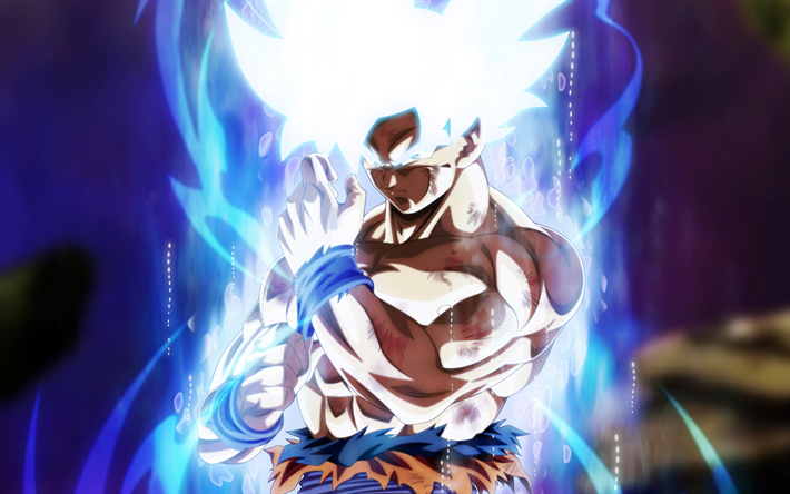 Download Wallpapers Ultra Instinct Goku 4k Migatte No Gokui Magic Dragon Ball Super Saiyan God Dbs Son Goku Dragon Ball Super For Desktop Free Pictures For Desktop Free