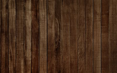 Download Wallpapers Wooden Texture 4k Brown Wood Boards