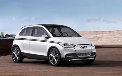 Audi A2 Concept, 2019 cars, compact cars, new A2, german cars, Audi