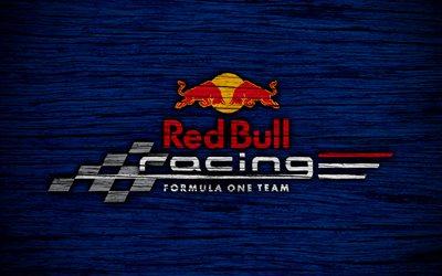 Download wallpapers Red Bull Racing 4k fan art F1 teams
