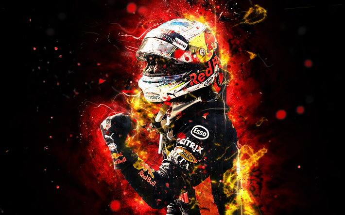 Descargar Fondos De Pantalla 4k Daniel Ricciardo El Arte
