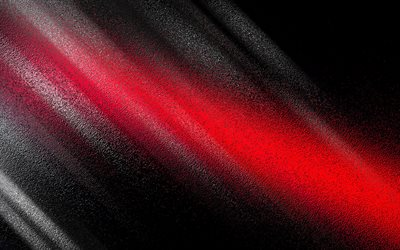 red and black lines, abstract art, stone tetxures, creative, red and black background, stone backgrounds
