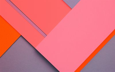lines, geometry, pink material, strips