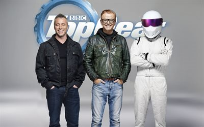 chris evans, 2016, matt leblanc, bbc, top gear, stig