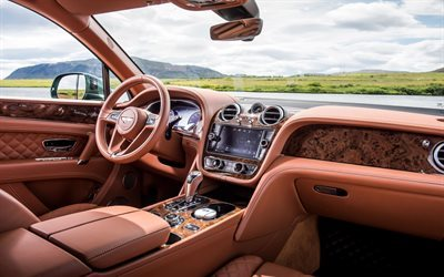 bentley, bentayga, suv, 2017