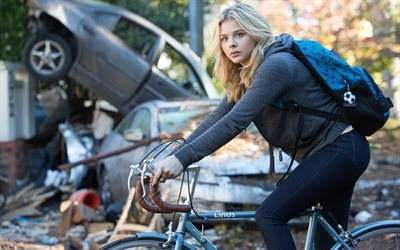 post-apocalyptic film, chloe moretz, 2015, fifth wave, chloe grace moretz