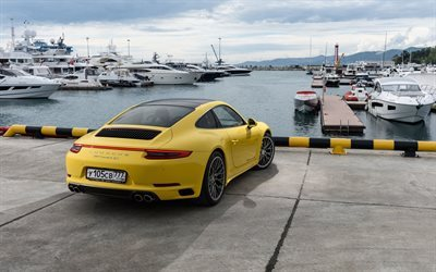 porsche, carrera, 911, porshe, mid-engined supercar, 4s coupe