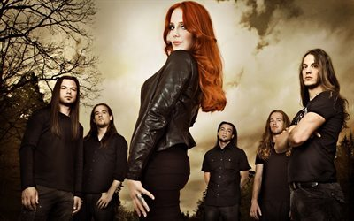 simone simons, soloist, epica, dutch metal band