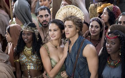 2016, adventure, brenton thwaites, fantasy, gods of egypt, courtney eaton, australian actor, australian actress