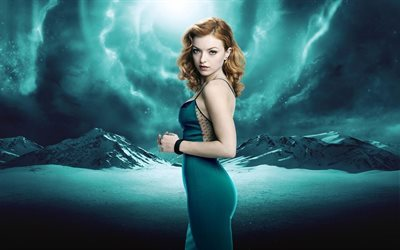 serie, francesca eastwood, fiction, heroes reborn