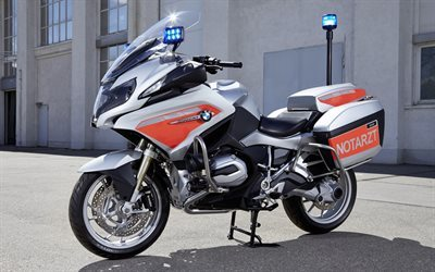 ambulance, motorcycle, bmw, r1200rt