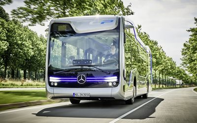 concept, 2016, mercedes-benz, future bus