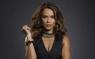 south african actress, series, 2016, lucifer, lesley-ann brandt, detective, mays