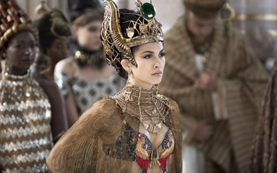 2016, elodie yung, fantasy, gods of egypt, adventure, french actress