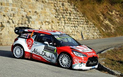 gabon moreau, world cup, rally monte carlo, citroen, ds3