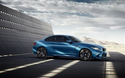 2016, bmw, sports coupe