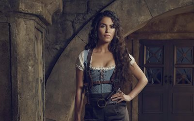 il mistero di sleepy hollow, attrice americana, serie, nikki reed, betsy ross