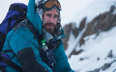 film, 2015, everest, jake gyllenhaal