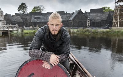 canadian actor, vikings, alexander ludwig, canadian-irish tv series, bjorn ironside
