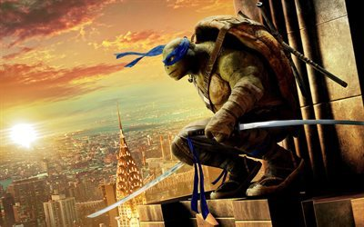 leonardo, action, fiction, 2016