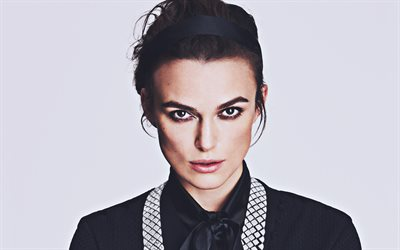 Keira Knightley, 2019, english actress, Chanel photoshoot, brunette woman, english celebrity, Keira Christina Knightley, movie stars, beauty, Keira Knightley photoshoot