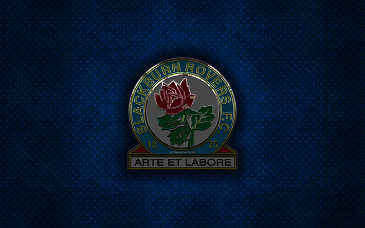Download Wallpapers Blackburn Rovers FC, English Football