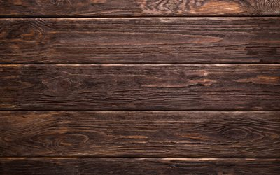 brown wooden planks, wooden texture, brown wooden background, light