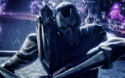 Jhin, MOBA, League of Legends characters, artwork, warrior, League of Legends