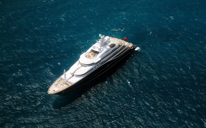 luxury yacht, expensive yacht, Sea, Mediterranean Sea, Cannes