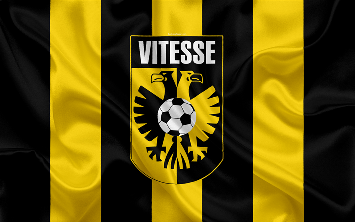 download wallpapers sbv vitesse 4k dutch football club