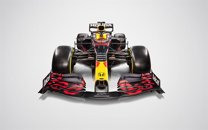 Download wallpapers Red Bull RB16B, 2021, 4k, exterior, F1 ...