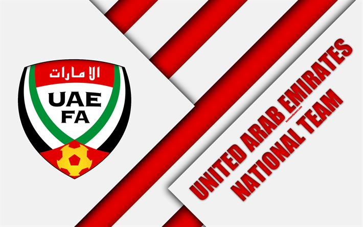 Download wallpapers United Arab Emirates football national