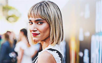 Sofia Boutella, 2019, algerian actress, beauty, algerian celebrity, Sofia Boutella photoshoot