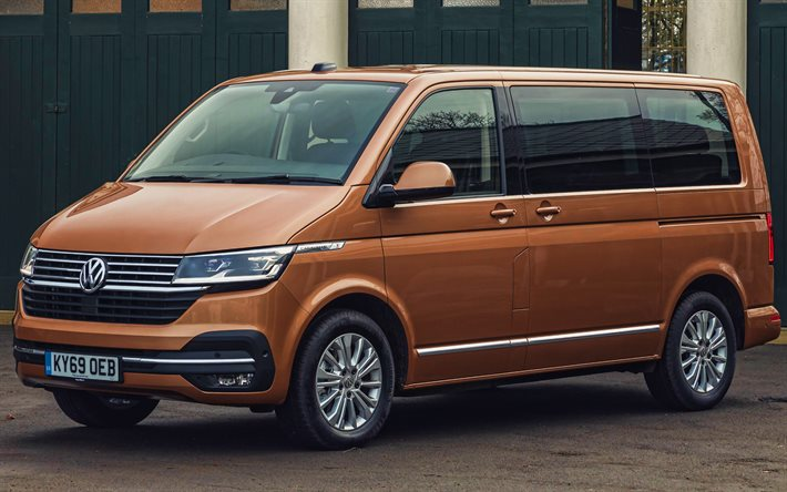 Volkswagen Caravelle, luxury cars, 2020 cars, minibuses, german cars, 2020 Volkswagen Caravelle, Volkswagen