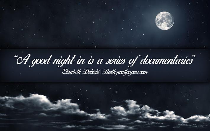 Zitate nacht 63 Gute