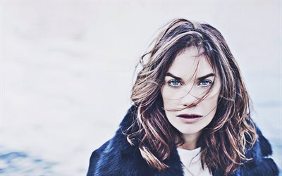 Ruth Wilson, 2019, english actres, beauty, english celebrity, woman with blue eyes, Ruth Wilson photoshoot
