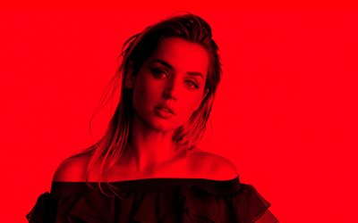 4k, Ana De Armas, 2019, cuban actress, beauty, Ana Celia de Armas Caso, cuban celebrity, Ana De Armas photoshoot