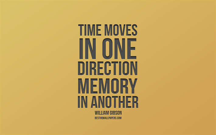 Download Wallpapers Time Moves In One Direction Memory In