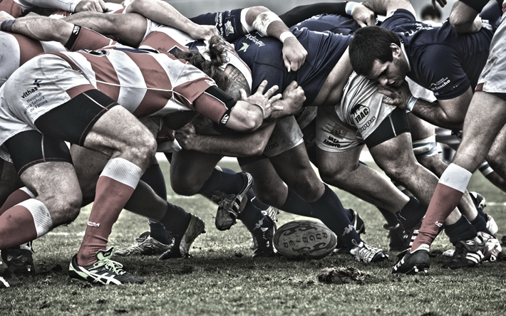 Download Wallpapers Rugby England Team Sports Match