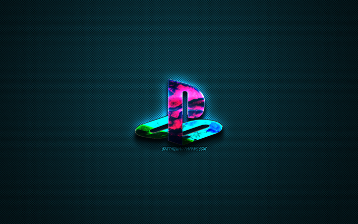 Download Wallpapers Playstation Color Logo Ps4 Creative