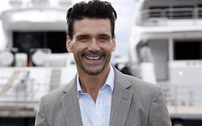 Frank Grillo, american actor, portrait, smile, photo shoot