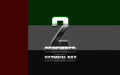 2 December, National Day of United Arab Emirates, UAE National Day, National holiday, United Arab Emirates