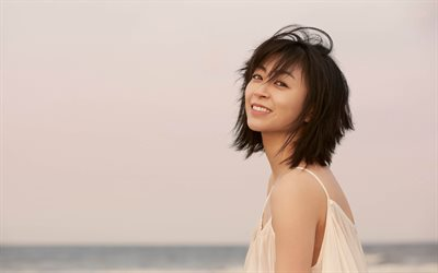 4k, Utada Hikaru, 2019, japanese actress, beauty, asian girls, japanese celebrity, Utada Hikaru photoshoot