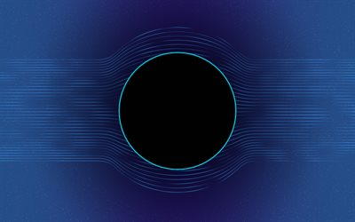 black hole, collapsar, digital art, creative, starry backgrounds, galaxy, artwork, black circle