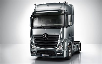 Mercedes-Benz Actros, 2017, 1845LS, euro 6, New trucks, German truck, Mercedes