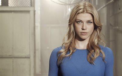 Adrianne Palicki, blonde, 2017, american actress, Hollywood, beauty