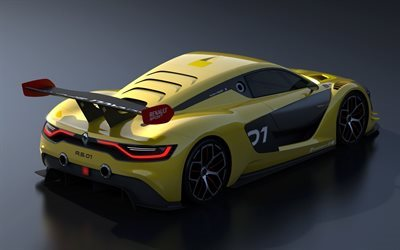 renault, racing sports car, sport, reno, rs01